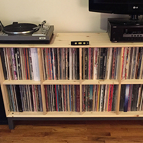 nornas · nornas · nornas · nornas & 27 Vinyl Record Storage And Shelving Solutions