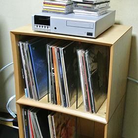 Sefour Vinyl Storage