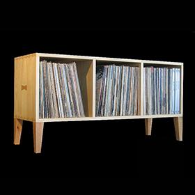 Wax Rax Record Storage