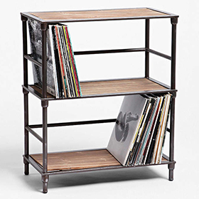 27 vinyl record storage and shelving solutions rh coloredvinylrecords com how to build shelves for record albums storage shelves for record albums