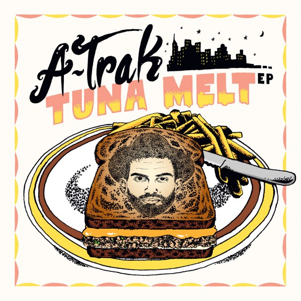A Trak Tuna Melt Ep Colored Vinyl