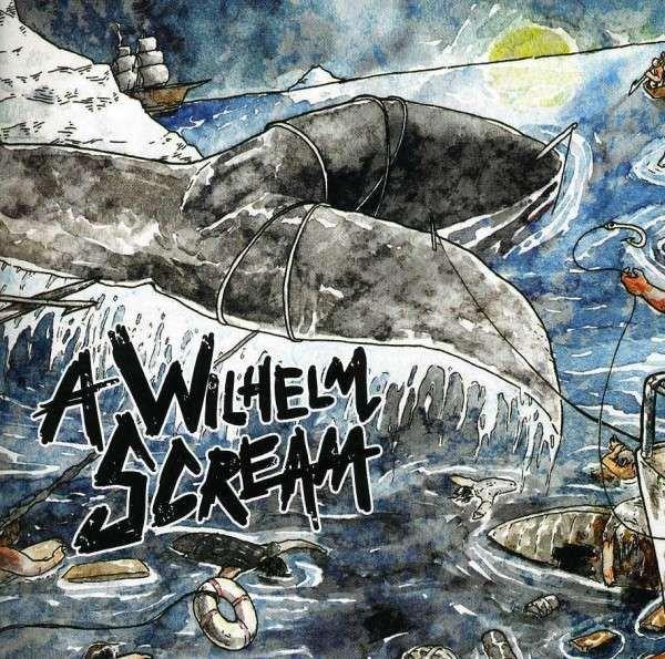 A Wilhelm Scream Partycrasher Colored Vinyl