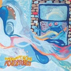 Adventures Supersonic Home Colored Vinyl