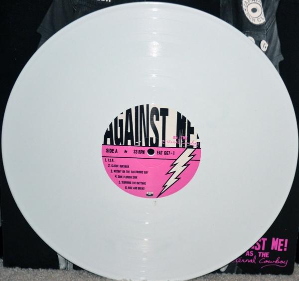 Against Me! -As The Eternal Cowboy