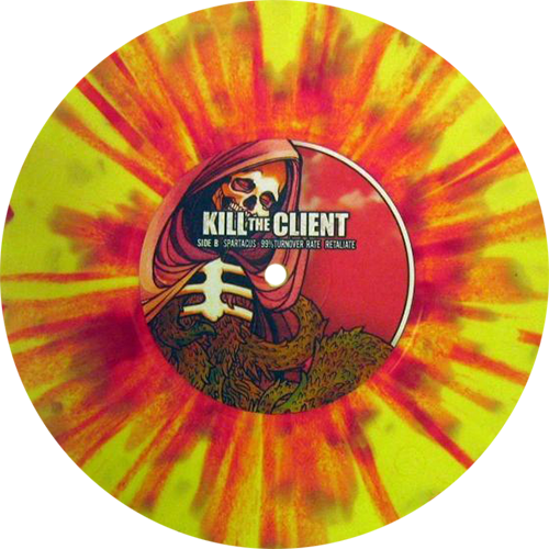 Agoraphobic Nosebleed & Kill The Client - Agoraphobic Nosebleed / Kill The Client