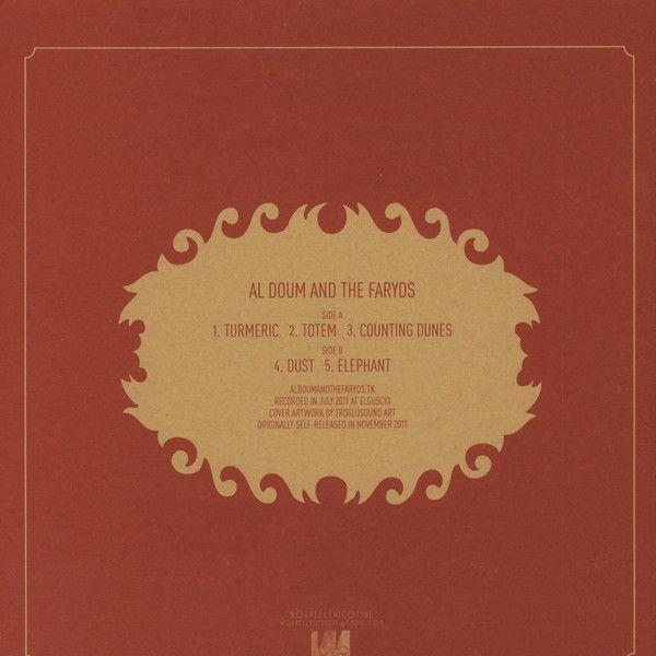 Al Doum & The Faryds -Al Doum & The Faryds
