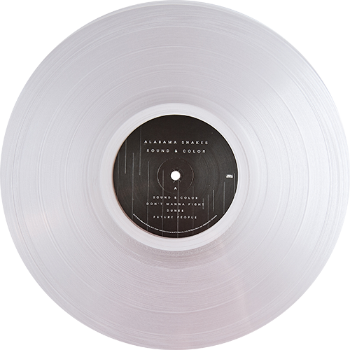 Alabama Shakes Sound Amp Color Colored Vinyl
