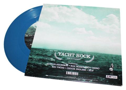 Alchemist Yacht Rock Colored Vinyl