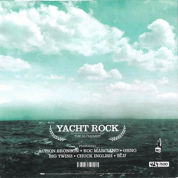 Alchemist -Yacht Rock