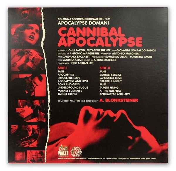 Alessandro Blonksteiner - Cannibal Apocalypse (Apocalypse Domani)