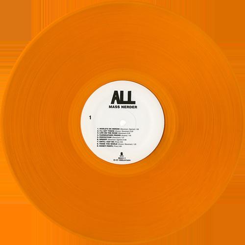 All Mass Nerder Colored Vinyl