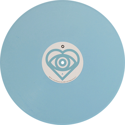 All Time Low Future Hearts Colored Vinyl