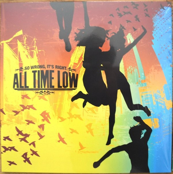 All Time Low So Wrong It S Right Colored Vinyl