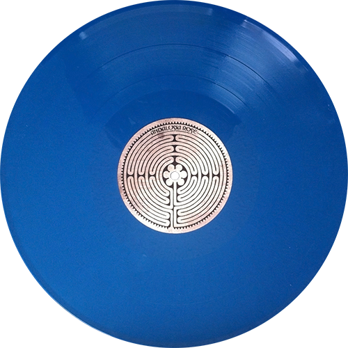 Andalusia Rose First Stone Colored Vinyl
