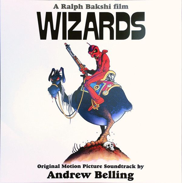 Andrew Belling Wizards Original Motion Picture