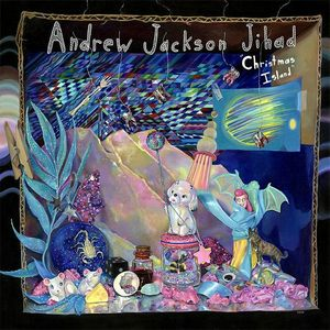 Andrew Jackson Jihad Christmas Island Colored Vinyl