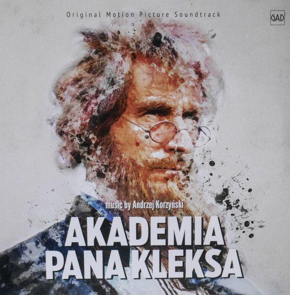 Andrzej Korzynski Akademia Pana Kleksa Colored Vinyl