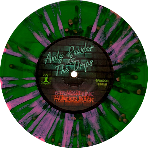 Andy Powder & The Drips -EP