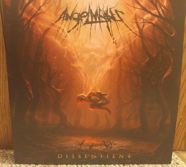 Angelmaker Dissentient Colored Vinyl
