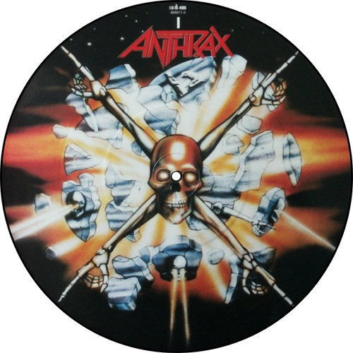 Anthrax -Bring The Noise