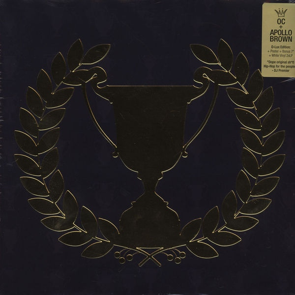 Apollo Brown & O.C. - Trophies