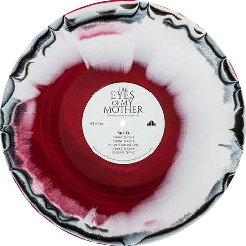 Ariel Loh -The Eyes Of My Mother