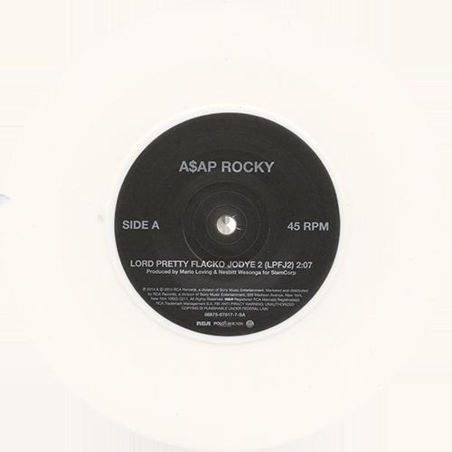 ASAP Rocky -Lord Pretty Flacko Jodye 2