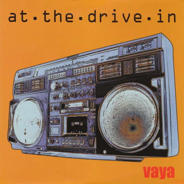 At The Drive In Vaya Colored Vinyl