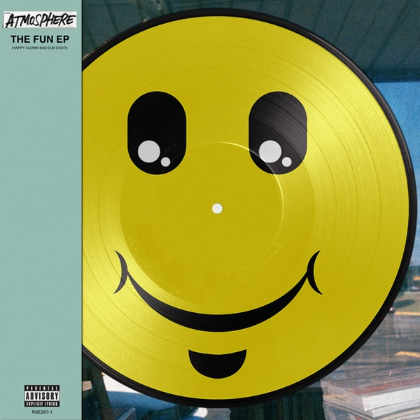 Atmosphere The Fun Ep Happy Clown Bad Dub Eight