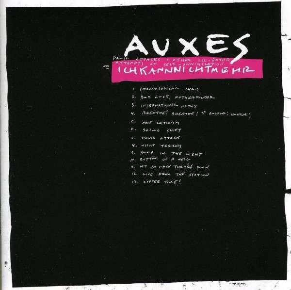 Auxes Ichkannichtmehr Colored Vinyl