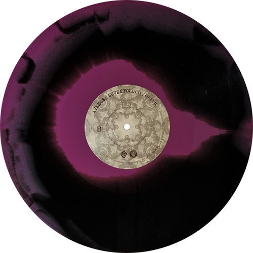 Avenged Sevenfold -City Of Evil