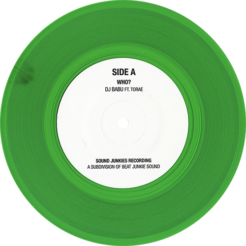 Babu & Shortkut - The Beat Junkie 45 Series Volume 2