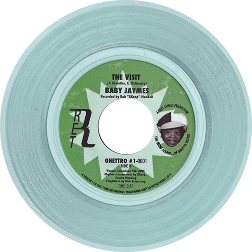 Baby Jaymes 21 Questions Colored Vinyl