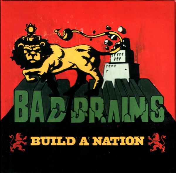 Bad Brains Build A Nation Colored Vinyl