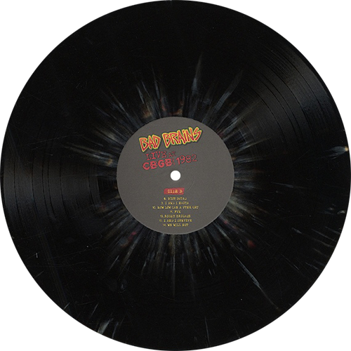Bad Brains -Live At CBGB 1982