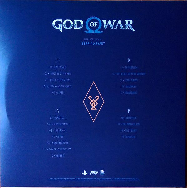 Bear McCreary - God Of War