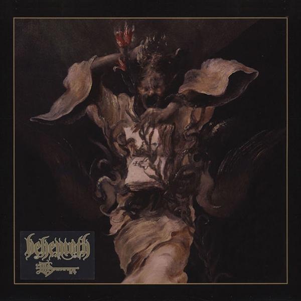 Behemoth The Satanist Colored Vinyl