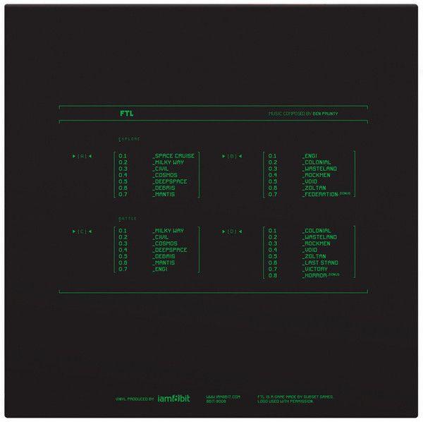 Ben Prunty - FTL: Faster Than Light Original Soundtrack