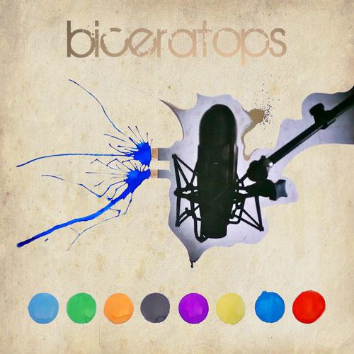 Biceratops Biceratops Colored Vinyl