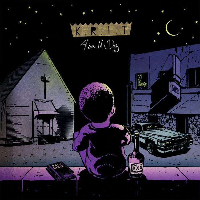 Big K.R.I.T. - 4eva Na Day