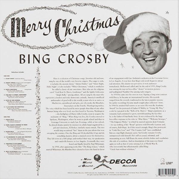 Bing Crosby -Merry Christmas