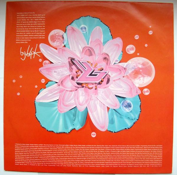 Björk -Post