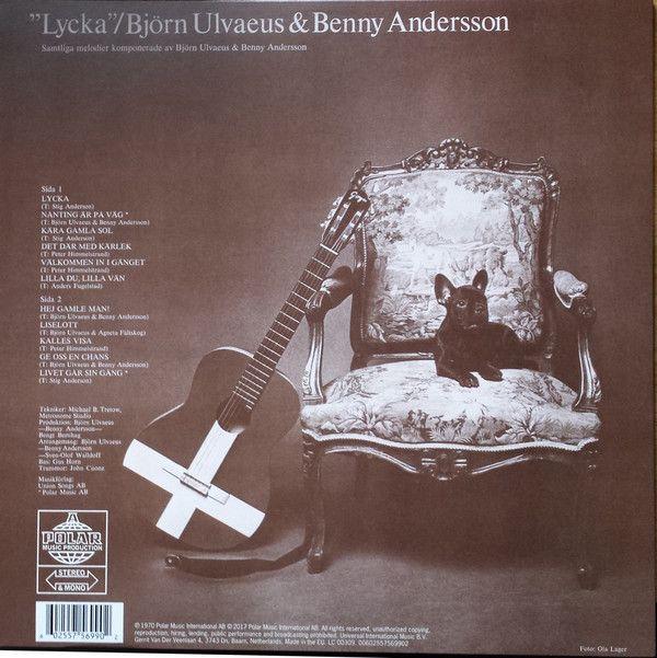 Björn Ulvaeus & Benny Andersson - Lycka