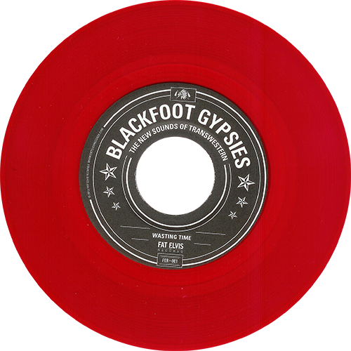 Blackfoot Gypsies - The New Sounds Of TransWestern