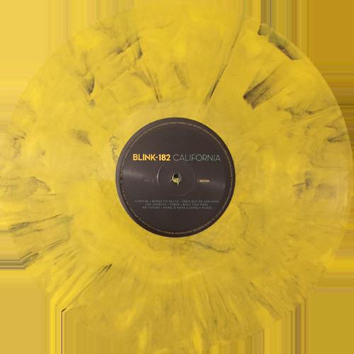 Blink-182 -California