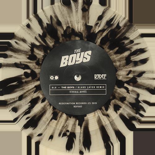 Blu  - The Boys - Klaus Layer Remix