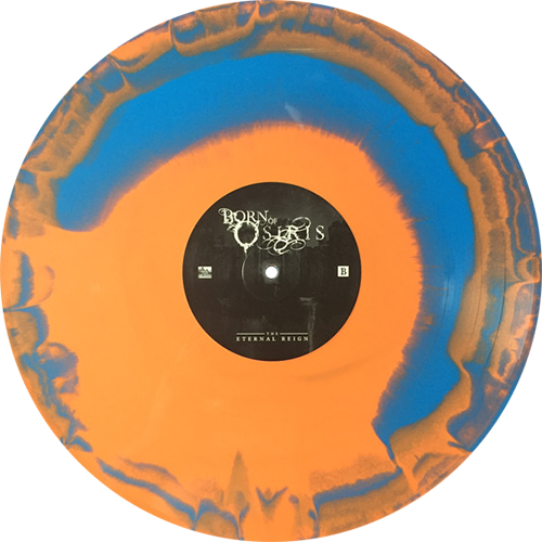 Born Of Osiris The Eternal Reign Colored Vinyl