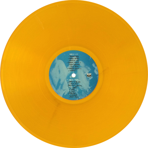 Bracket Live In A Dive Colored Vinyl