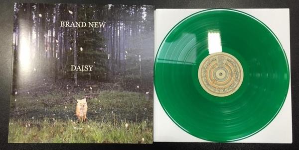 Brand New Daisy Colored Vinyl