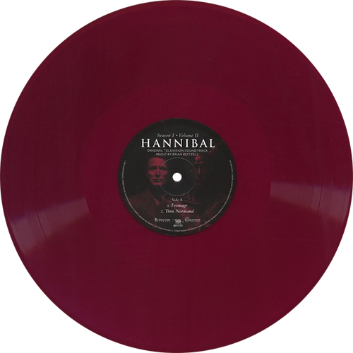 Brian Reitzell -Hannibal: Season I - Volume II (Original Television Soundtrack)
